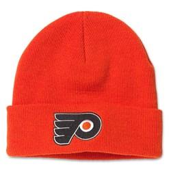 Philadelphia Flyers - Mens Basic Knit Snapback Hat