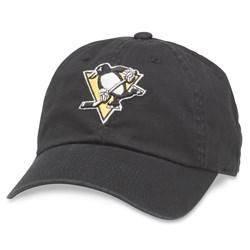 Pittsburgh Penguins - Mens Blue Line Snapback Hat