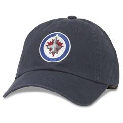 Winnipeg Jets - Mens Blue Line Snapback Hat