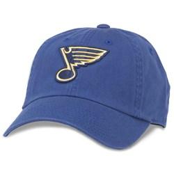 St. Louis Blues - Mens Blue Line Snapback Hat