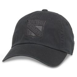 New York Rangers - Mens Blue Line Tonal Snapback Hat