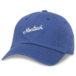 Montauk - Mens Board Shorts Snapback Hat