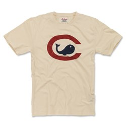Chicago Whales - Mens Brass Tacks 17 T-Shirt