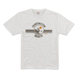 Huntington Beach - Mens Brass Tacks 2 T-Shirt