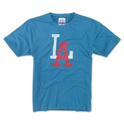 Los Angeles Angels Minor League - Mens Brass Tacks 2 T-Shirt