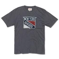 New York Rangers - Mens Brass Tacks 2 T-Shirt