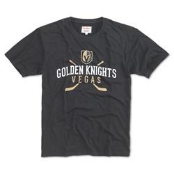Vegas Golden Knights - Mens Brass Tacks 2 T-Shirt