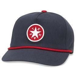 Texas - Mens Cappy Snapback Hat