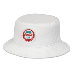 Coke - Mens Forrester Bucket Flexfit Hat