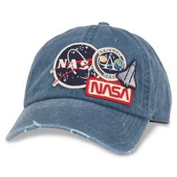 Nasa - Mens Iconic Snapback Hat