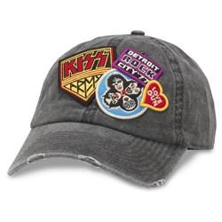 Kiss - Mens Iconic Snapback Hat