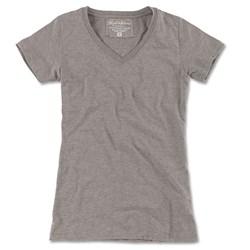 Ballpark Tee 16 - Womens Ladies Ballpark T-Shirt