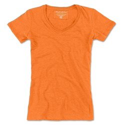 Solids - Womens Ladies Ballpark T-Shirt