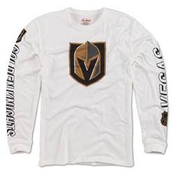 Vegas Golden Knights - Mens Maverick Ls T-Shirt