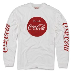 Coca-Cola - Mens Maverick Tee Long Sleeve T-Shirt