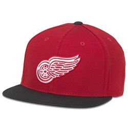 Detroit Red Wings - Mens Outfield Snapback Hat