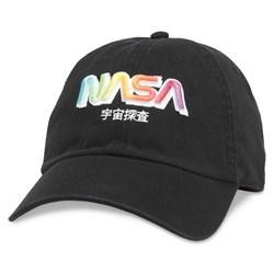 Nasa - Mens Prism Slouch Snapback Hat