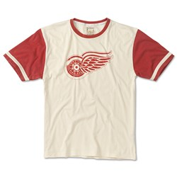 Detroit Red Wings - Mens Remote Control T-Shirt