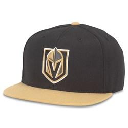 Vegas Golden Knights - Mens Replica Wool Adj Snapback Hat