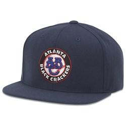 Atlanta Black Crackers Nationals League - Mens Replica Wool Adj Snapback Hat