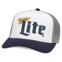 Miller Lite - Mens Riptide Valin Snapback Hat