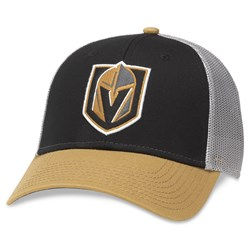 Vegas Golden Knights - Mens Roughage Snapback Hat