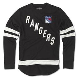 New York Rangers - Mens Sudbury Long Sleeve T-Shirt
