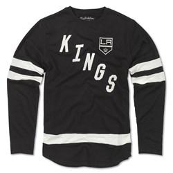Los Angeles Kings - Mens Sudbury Long Sleeve T-Shirt