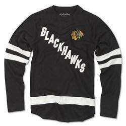 Chicago Blackhawks - Mens Sudbury Long Sleeve T-Shirt