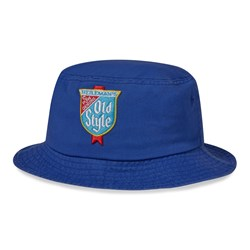 Old Style - Mens Twill Bucket Flexfit Hat