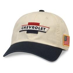 Chevrolet - Mens United Slouch Snapback Hat