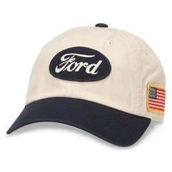 Ford - Mens United Slouch Snapback Hat