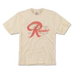 Rainier - Mens Vintage Fade Crew T-Shirt
