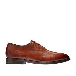 Cole Haan - Mens Kneeland Plain Cap Toe Oxford Shoes