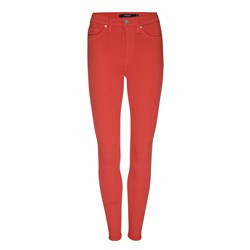 Hudson - Womens Barbara Hgh Wst Crop Straight Jeans