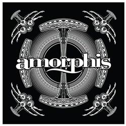 Amorphis - Unisex-Adult Hammer Logo Bandana