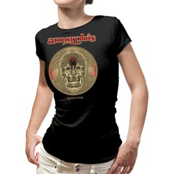 Amorphis - Womens Queen Of Time T-Shirt