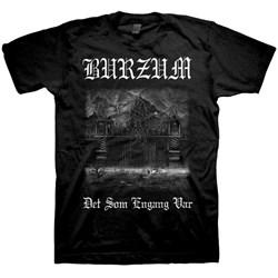 Burzum - Mens Det Som Engang Var Front Only T-Shirt