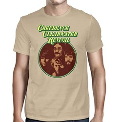 Creedence Clearwater Revival - Mens Legendary Classic T-Shirt