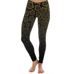 Fleshgod Apocalypse - Mens Laurel Cottage Sublimated Black Leggings