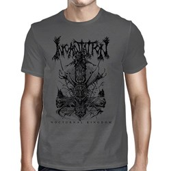 Incantation - Mens Nocturnal Kingdom Tour 2019 T-Shirt