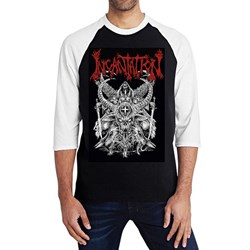 Incantation - Unisex-Adult Demon Raglan