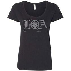 Life Of Agony - Womens Logo T-Shirt