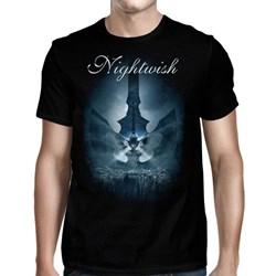 Nightwish - Mens Dark Passion Play Decades Black T-Shirt
