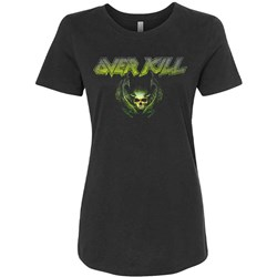 Overkill - Womens Wings Over N. America 2020 T-Shirt