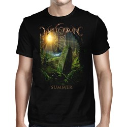 Wintersun - Mens Summer You Are The Source Black T-Shirt