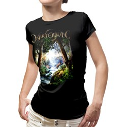 Wintersun - Womens Forest Season Cover T-Shirt