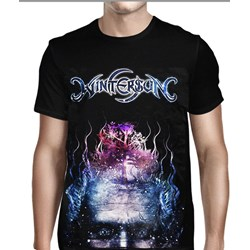 Wintersun - Mens Time I T-Shirt