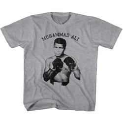 Muhammad Ali - Unisex-Child Ali! Nough Said T-Shirt