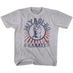 Karate Kid - Unisex-Child Miyagi-Do T-Shirt